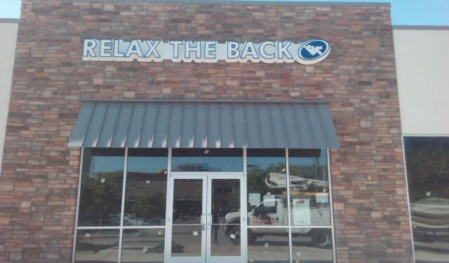 Relax the Back in Addison