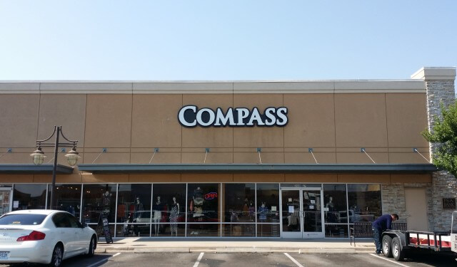 Compass In Waco